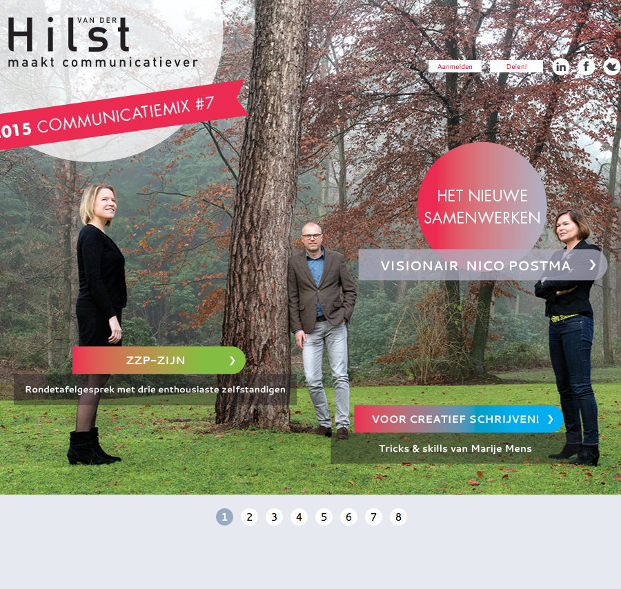 Hilst Communicatiemix